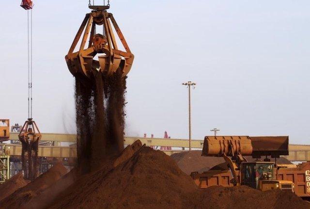 گرانی کم سابقه سنگ آهن در بازار جهانی